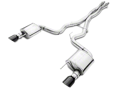 Cat-Back Exhaust<br />('15-'21 Mustang)