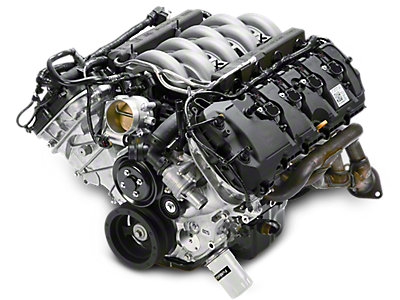 Crate Engines and Blocks<br />('15-'18 Mustang)