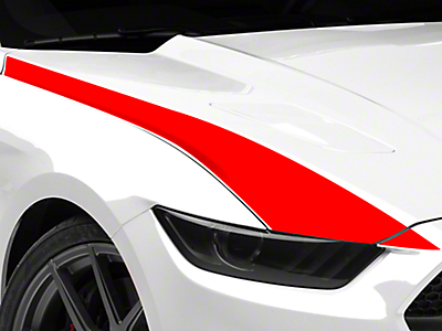 Mustang Decals, Stickers and Racing Stripes 2015-2021