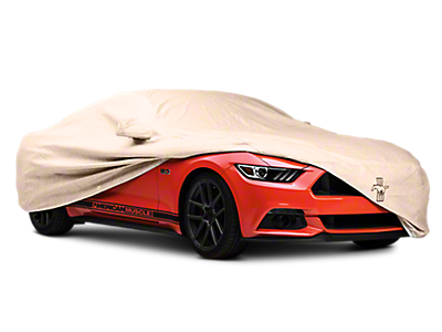 Car Covers, Bras & Paint Protection<br />('15-'20 Mustang)