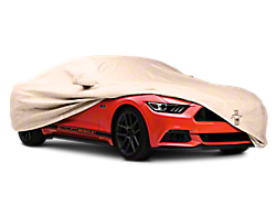 Car Covers, Bras & Paint Protection<br />('15-'21 Mustang)