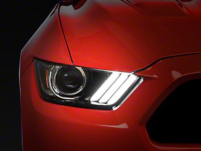 Headlights<br />('15-'17 Mustang)