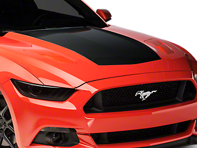 Hood Decals & Hood Scoop Decals<br />('15-'20 Mustang)
