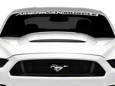 Hood Scoops<br />('15-'20 Mustang)