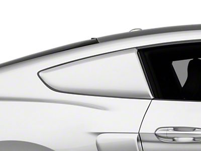 Louvers - Quarter Window<br />('15-'20 Mustang)