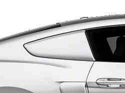 Louvers - Quarter Window<br />('15-'21 Mustang)