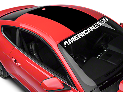 Roof Decals<br />('15-'20 Mustang)