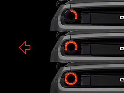 Sequential Tail Lights<br />('15-'17 Mustang)