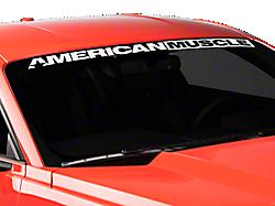 Window Banners & Decals<br />('15-'21 Mustang)