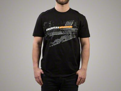 AmericanMuscle Get Treaded T-Shirt