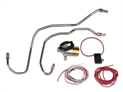 JPC Racing Line Lock Kit (10-14 GT, BOSS 302, GT500)