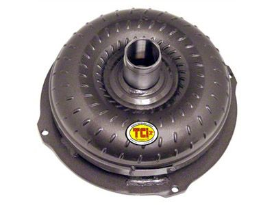 Street Fighter AOD Lockup Torque Converter w/ Anti-Balloon Plate (80-93 V8)