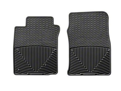 Weathertech All Weather Front Rubber Floor Mats - Black (05-09 All)