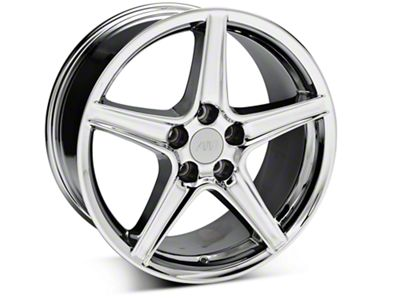 S Style Chrome Wheel - 18x9 +30mm (94-14 All)