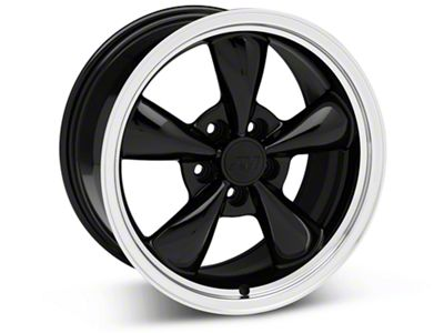 Bullitt Black Wheel - 17x9 (94-04 All; 05-10 GT; 05-14 V6)