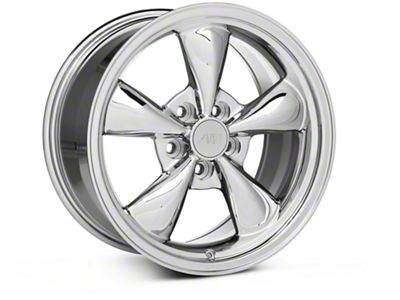 Bullitt Chrome Wheel - 17x9 (94-04 All; 05-10 GT; 05-14 V6)