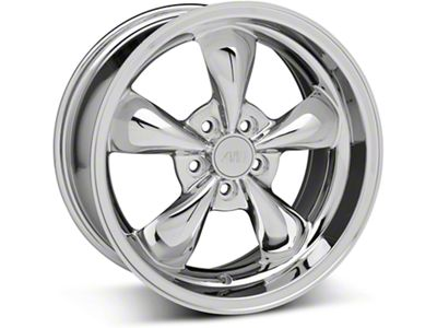 Deep Dish Bullitt Chrome Wheel - 18x9 (94-04 All; 05-10 GT; 05-14 V6)