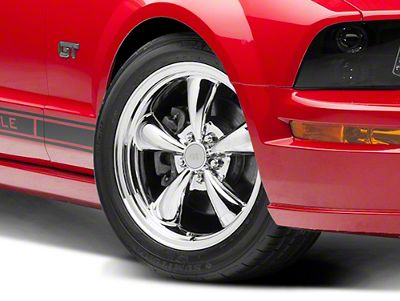 Bullitt Chrome Wheel - 18x8 (05-14 Standard GT, V6)
