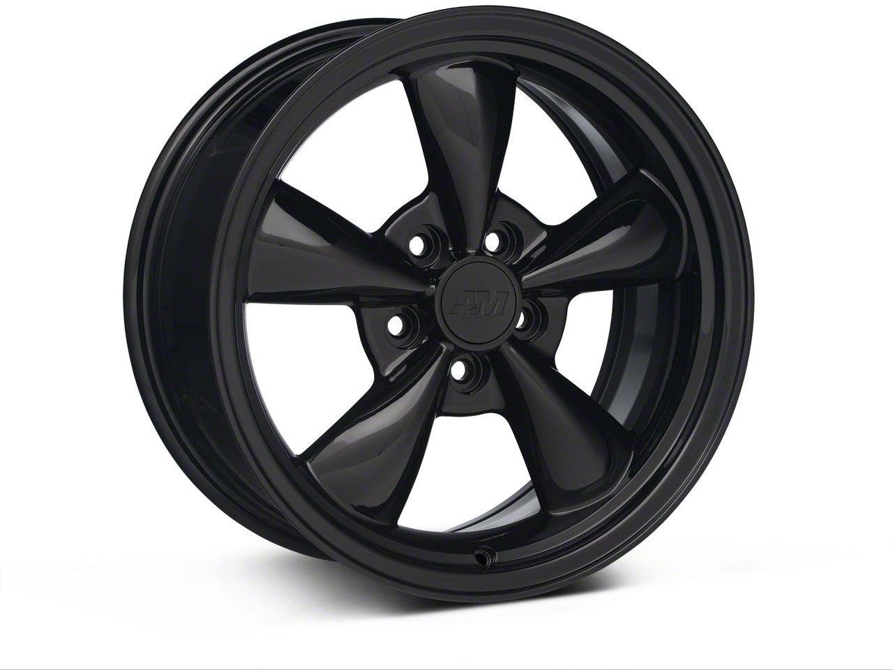 Bullitt All Black Wheel - 17x8 (94-14 All)