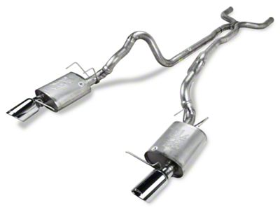 Borla Stinger S-Type Cat-Back Exhaust (13-14 GT; 2013 BOSS 302)
