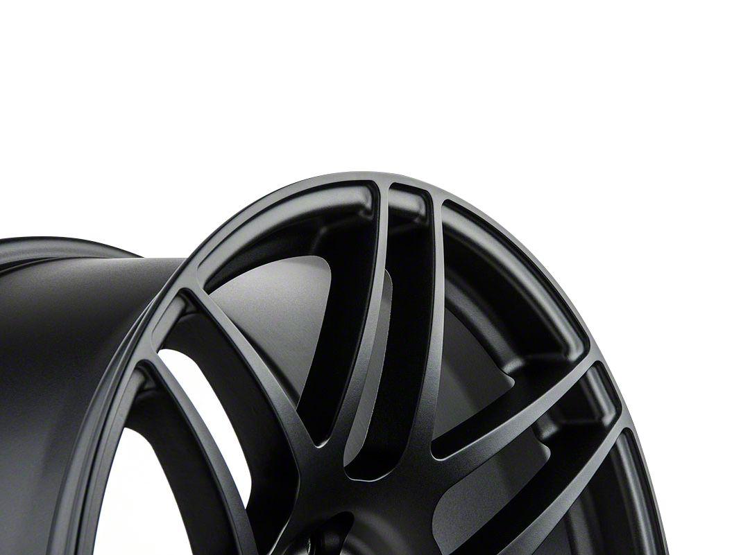 Forgestar F14 Monoblock Matte Black Wheel - 19x9 (15-19 GT, EcoBoost, V6)