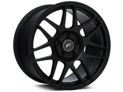 Forgestar F14 Monoblock Matte Black Wheel - 17x10.5 (94-04 All)