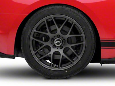 RTR Charcoal Wheel - 19x10 (15-19 GT, EcoBoost, V6)