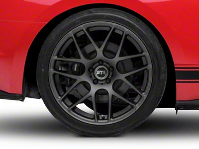 RTR Charcoal Wheel - 20x10 - Rear Only (15-19 GT, EcoBoost, V6)