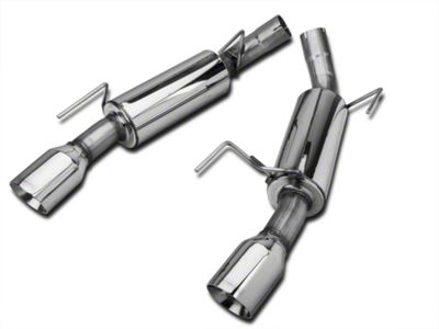 Bassani Axle-Back Exhaust (2010 GT, GT500)