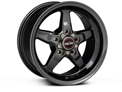 Race Star Dark Star Drag Wheel - Direct Drill - 15x8 - Rear Only (94-04 GT, V6)