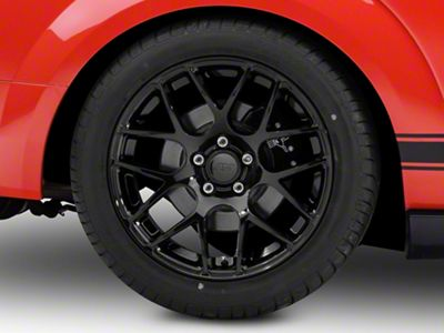 AMR Black Wheel - 18x10 - Rear Only (05-14 All)