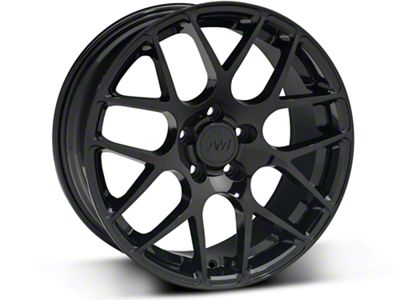 AMR Black Wheel - 18x9 (94-14; 15-19 EcoBoost, V6)