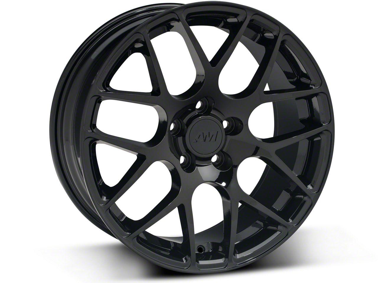 AMR Black Wheel - 18x9 (05-14 All)