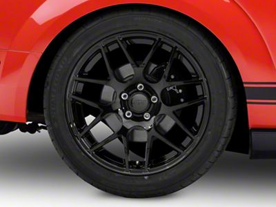 AMR Black Wheel - 19x10 - Rear Only (05-14 All)