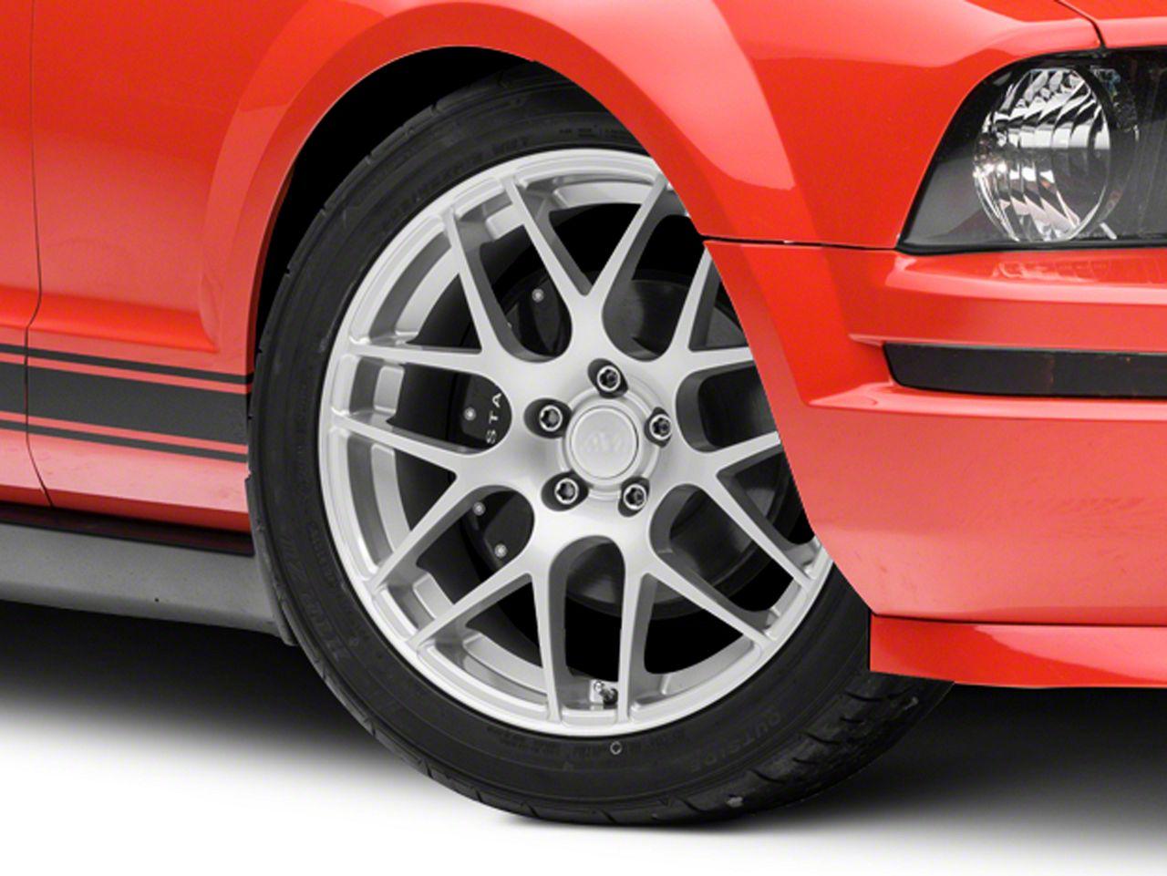 AMR Silver Wheel - 19x8.5 (05-14 All)