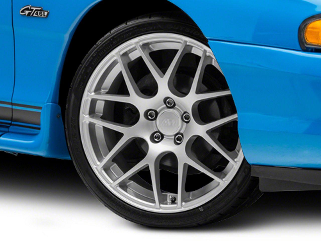 AMR Silver Wheel - 19x8.5 (94-04 All)