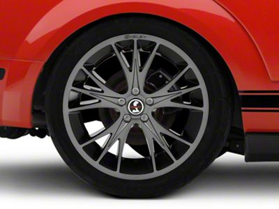 Shelby CS1 Gunmetal Wheel - 20x11 (05-14 All)