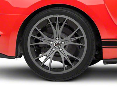 Shelby CS1 Gunmetal Wheel - 20x11 - Rear Only (15-19 GT, EcoBoost, V6)