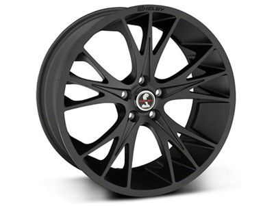 Shelby CS1 Matte Black Wheel - 20x9 (05-19 All)