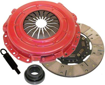 RAM Powergrip Clutch - 10 Spline (Late 01-04 GT; 99-04 Cobra; 03-04 Mach 1)