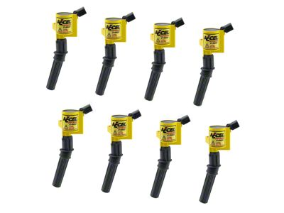 Accel Super Coil Packs - Yellow (99-04 GT)