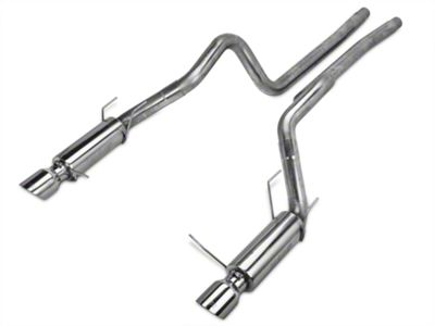 MBRP 3 in. XP Series Cat-Back Exhaust - Race Version (11-12 GT500)