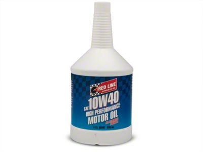 Synthetic 10w40 Motor Oil