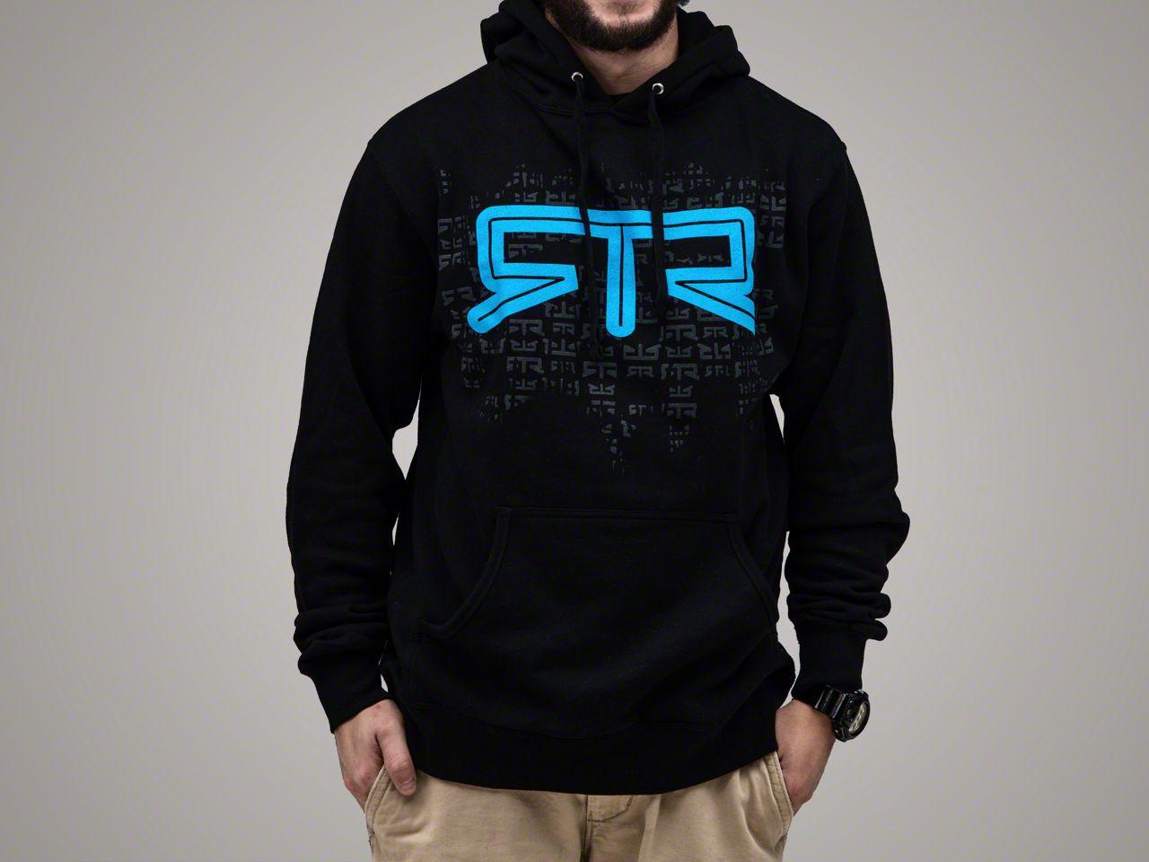 RTR Matrix Logo Hoodie