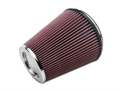 K&N Intake Replacement Filter (10-14 GT500)