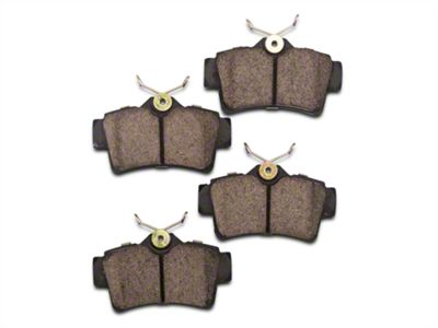 Power Stop Z23 Evolution Sport Ceramic Brake Pads - Rear Pair (94-04 GT, V6)