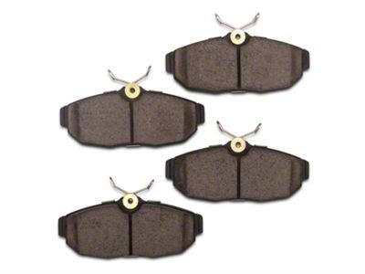Power Stop Z23 Evolution Sport Ceramic Brake Pads - Rear Pair (05-10 All)