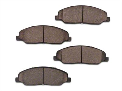 Power Stop Z26 Extreme Performance Ceramic Brake Pads - Front Pair (05-10 GT, V6)