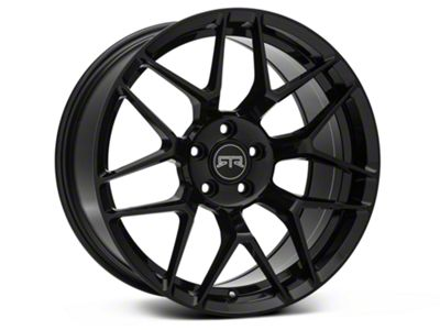 RTR Tech 7 Black Wheel - 19x9.5 (05-19 All)