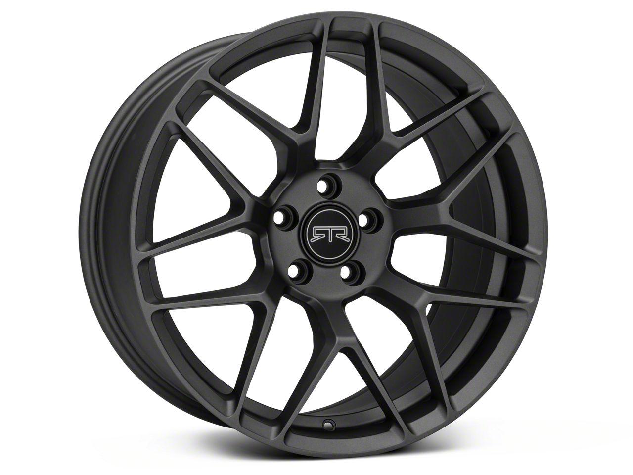 RTR Tech 7 Satin Charcoal Wheel - 19x9.5 (05-19 All)